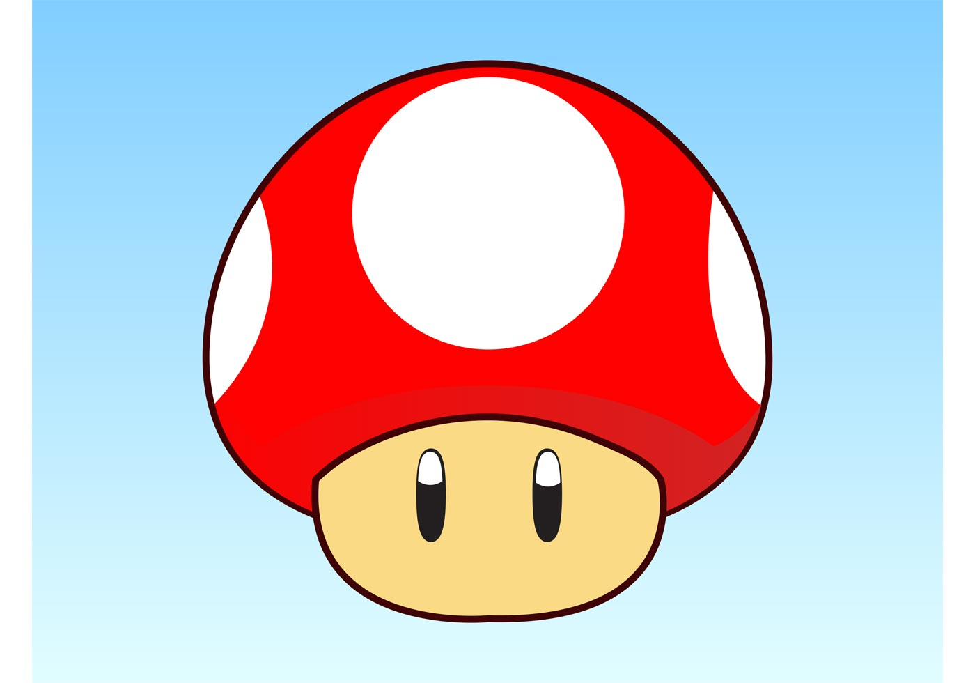 Images Of Cute Babies Wallpaper Free Download Super Mario Mushroom Download Free Vector Art Stock