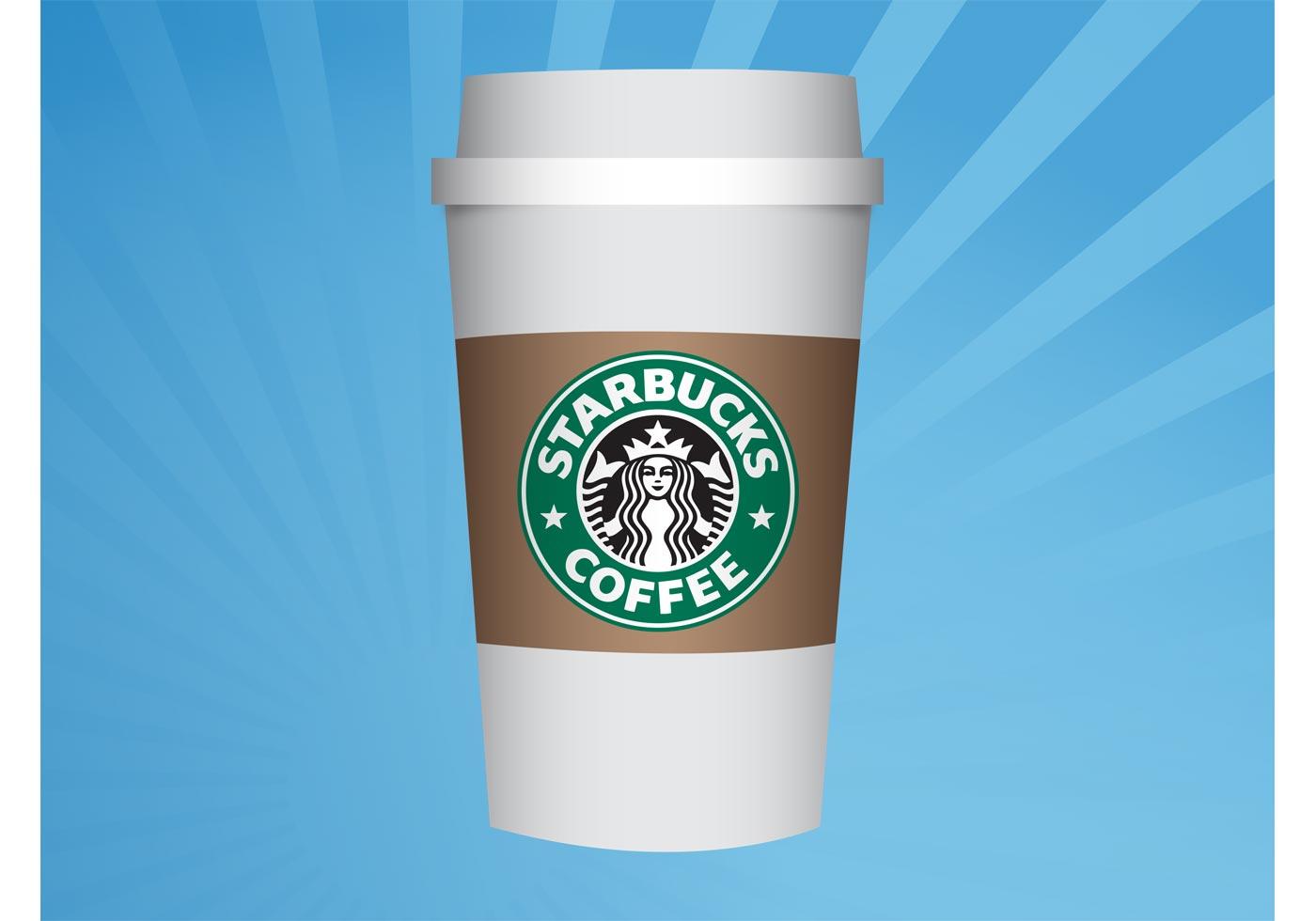 Starbucks Cup Download Free Vector Art Stock Graphics