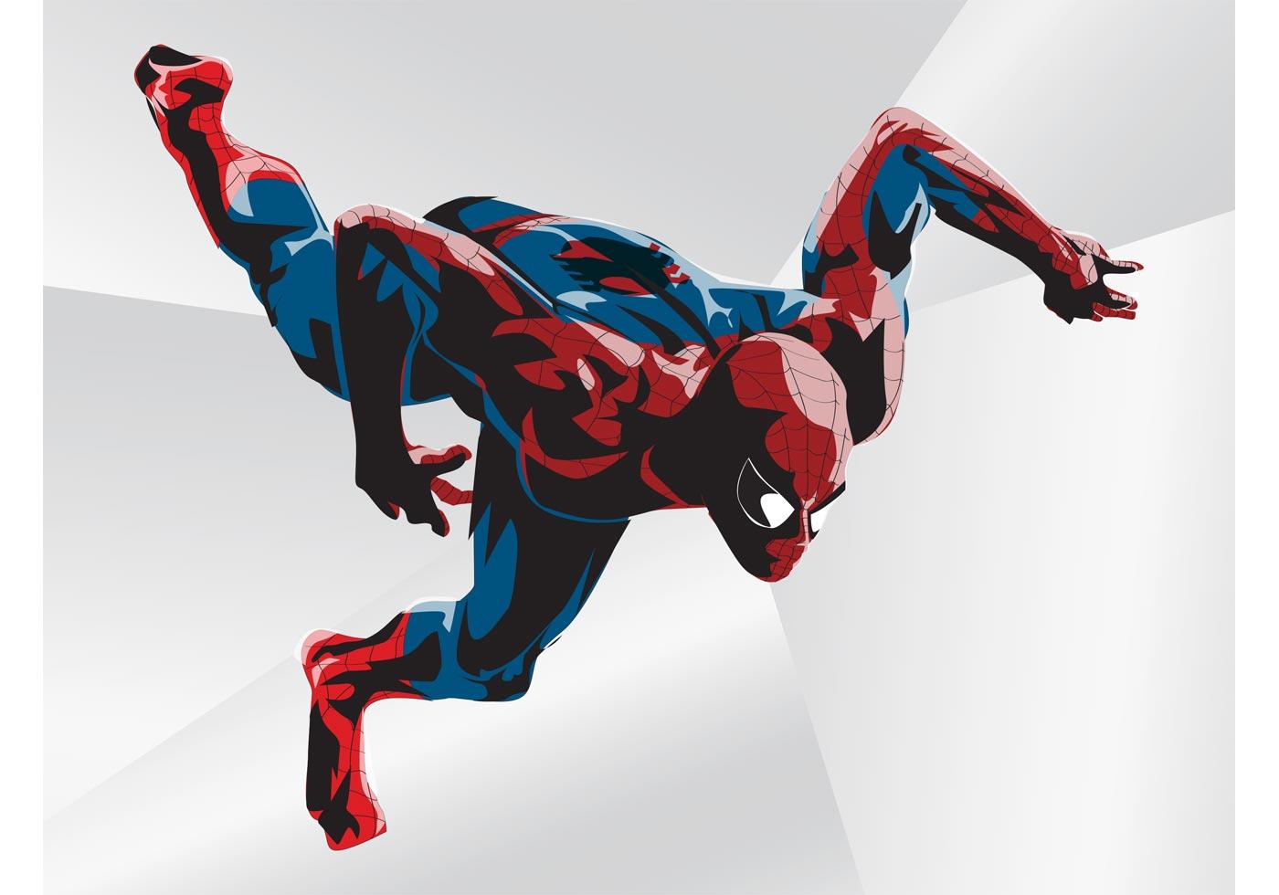 Power Pop Girl Wallpaper Spider Man Download Free Vector Art Stock Graphics Amp Images
