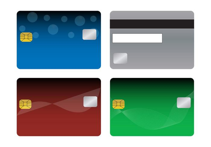 Bank Cards Templates - Download Free Vector Art, Stock Graphics  Images - blank card template