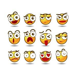 Gorgeous Emoji Vectors Download Free Vector Stock Graphics Images Praise Hands Emoji Brown Praise Hands Emoji Shirt