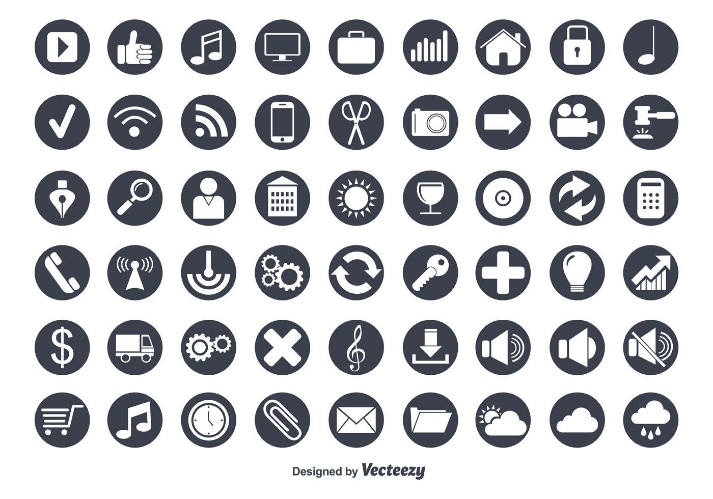 set icon cv free
