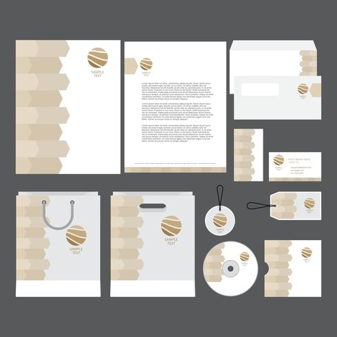 Modern Company Profile Template - Download Free Vector Art, Stock - free profile templates