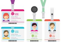 Identification Cards - Download Free Vector Art, Stock ...