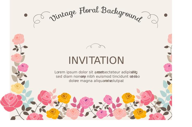 Invitation Free Vector Art - (9252 Free Downloads)