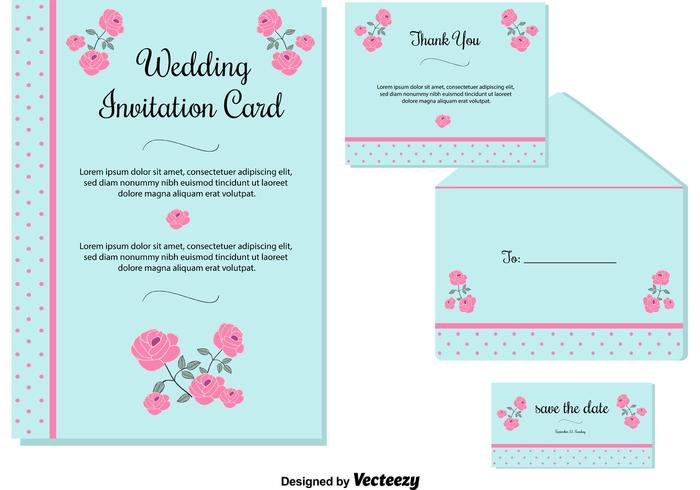 Wedding Invitation Cards - Download Free Vector Art, Stock Graphics - download invitation card