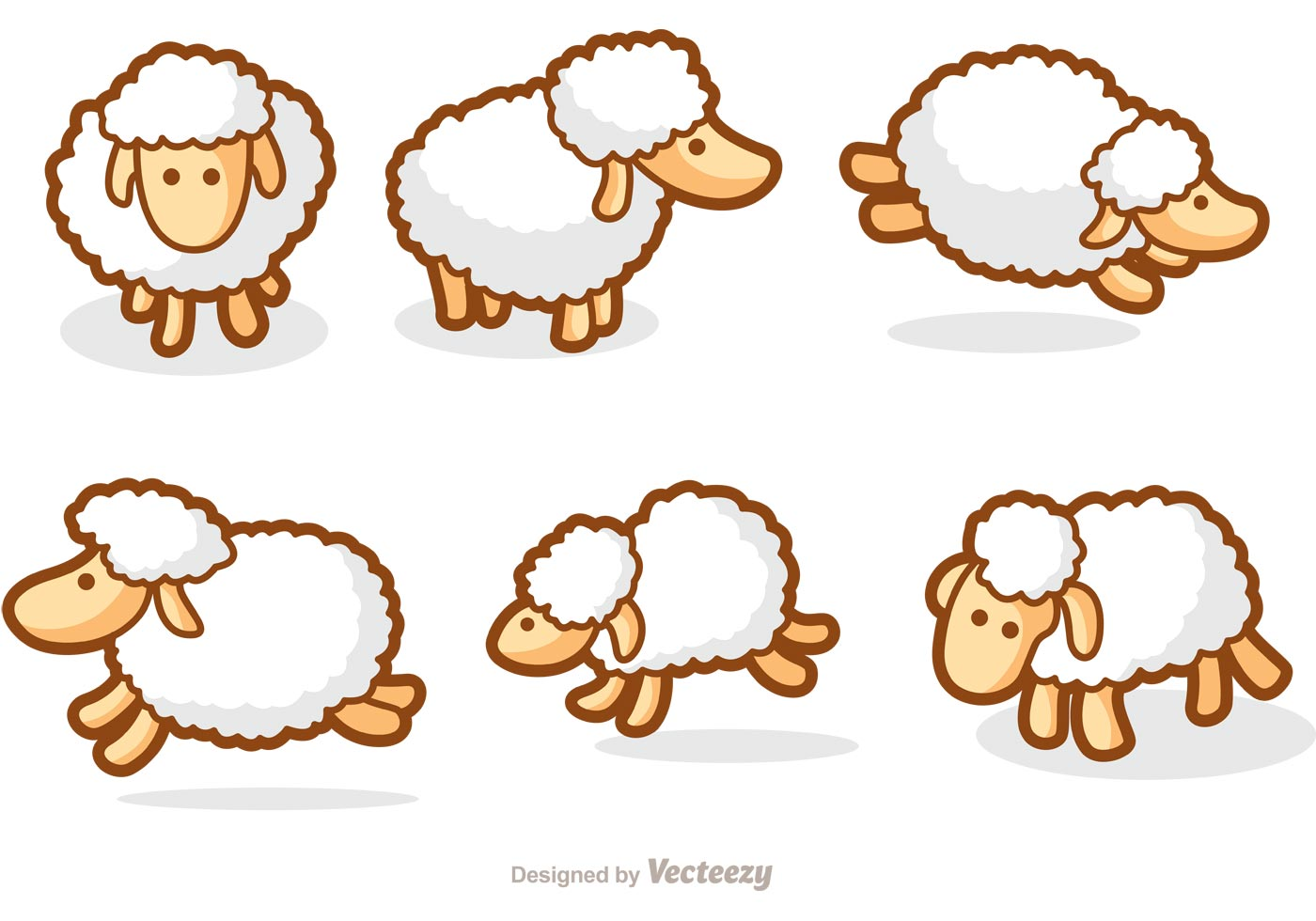 Cute Sheep Drawing Tumblr Cute Sheep Vectors Download Free Vector Art Stock