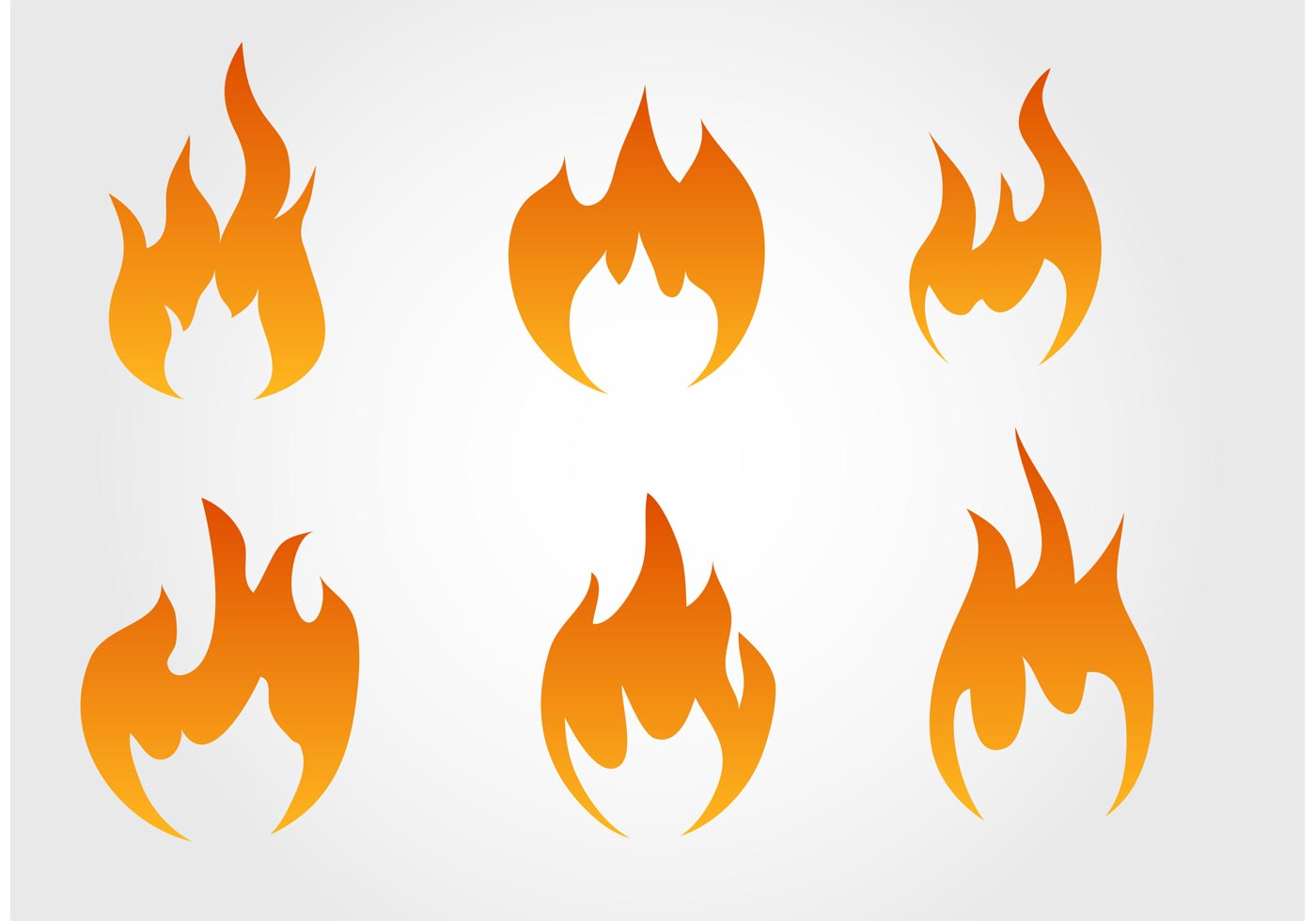 Arte Logo Eps Collection Of Fire Vectors Download Free Vector Art