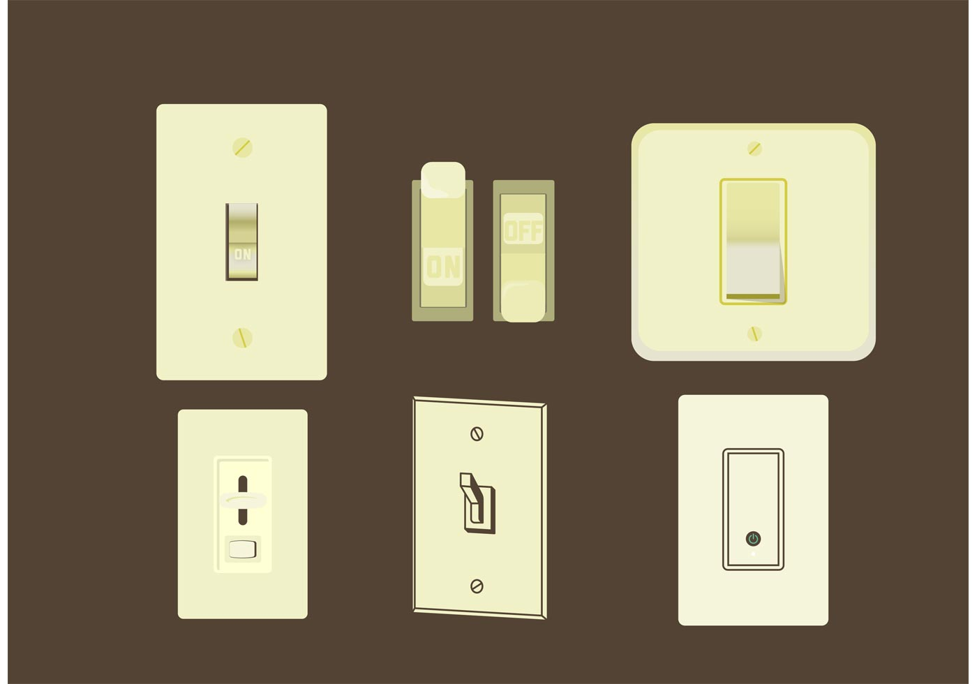 Light Switch Off Clipart Light Switch Free Vector Download Free Vector Art Stock