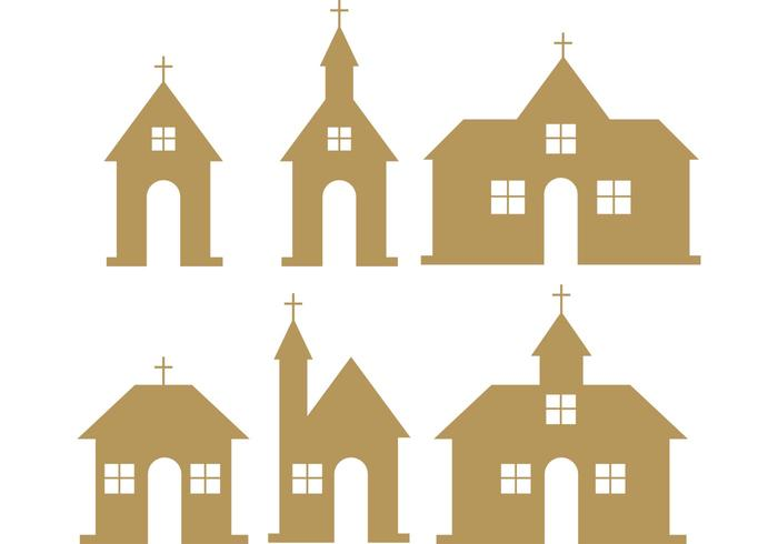 Country Church Vectors - Download Free Vector Art, Stock Graphics