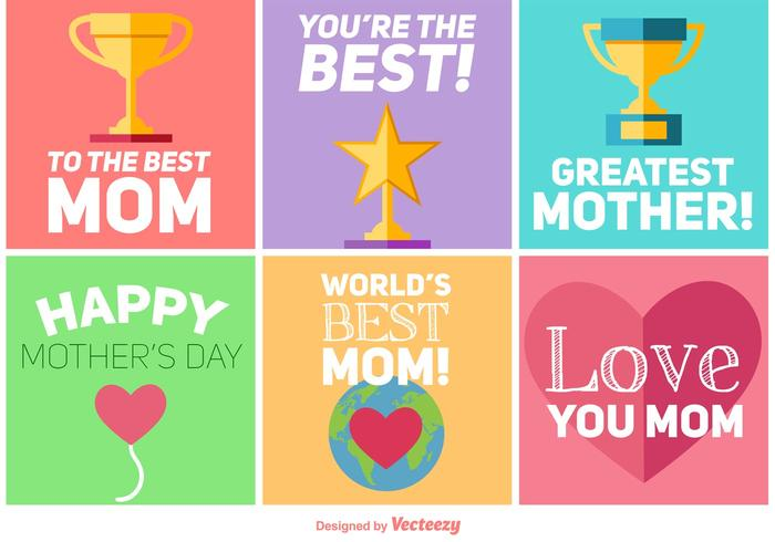 Happy Mother\u0027s Day Cards Design - Download Free Vector Art, Stock - mother s day cards