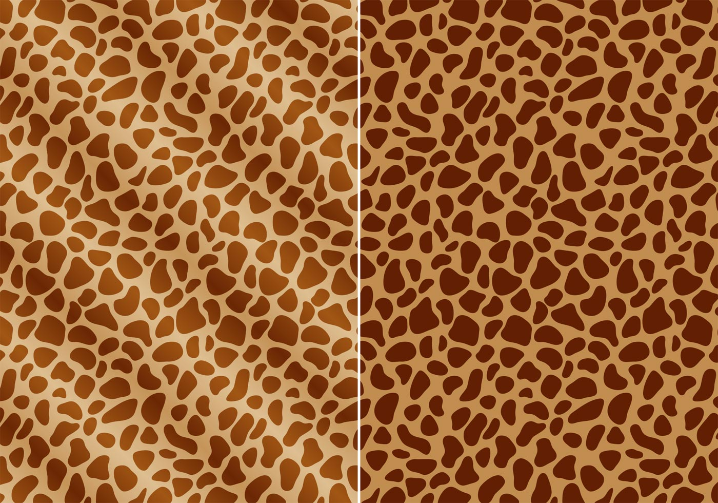 African Animal Wallpaper Border Free Giraffe Prints Vector Download Free Vector Art