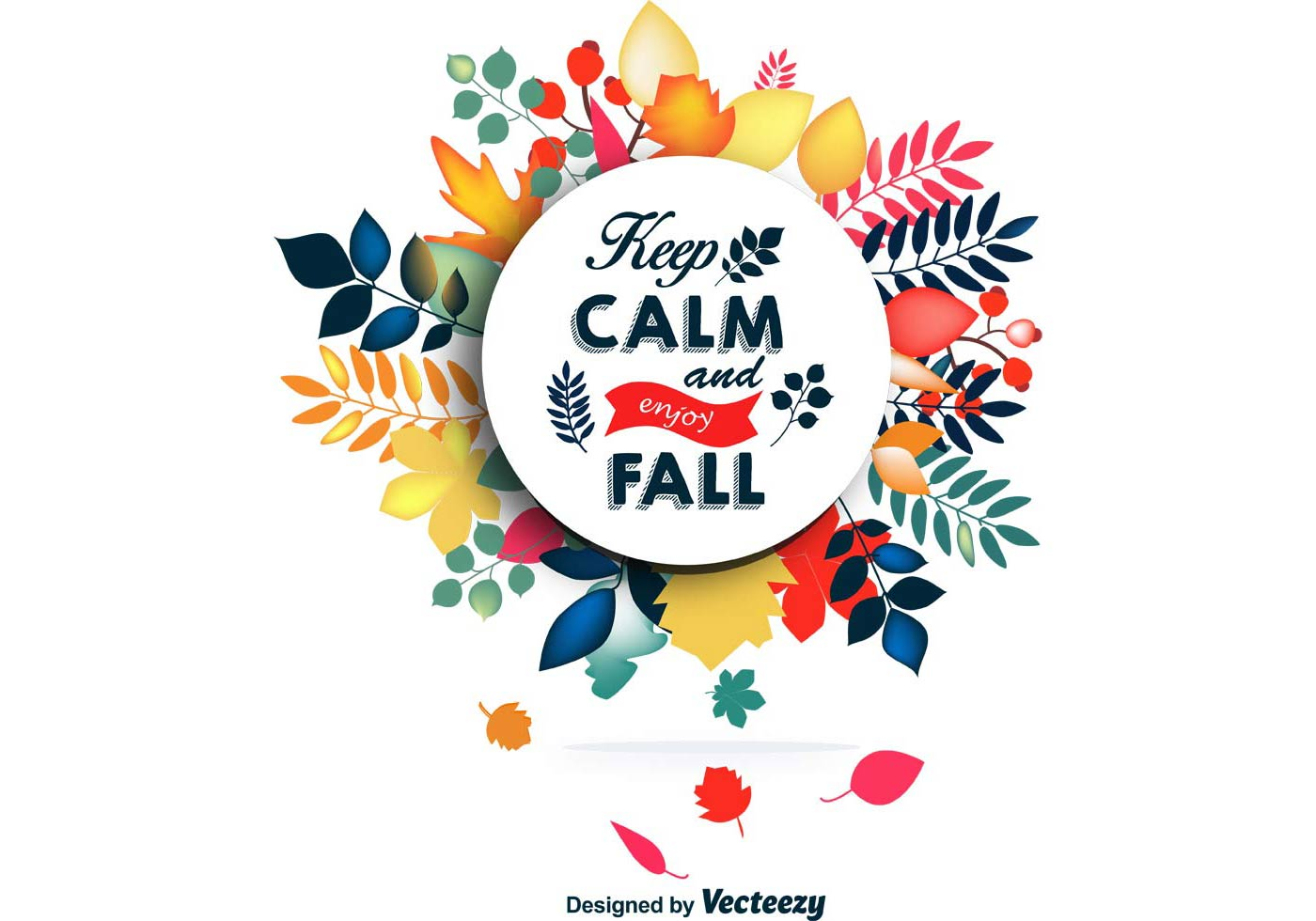 Fall Foliage Computer Wallpaper Fall Text Frame Download Free Vector Art Stock Graphics