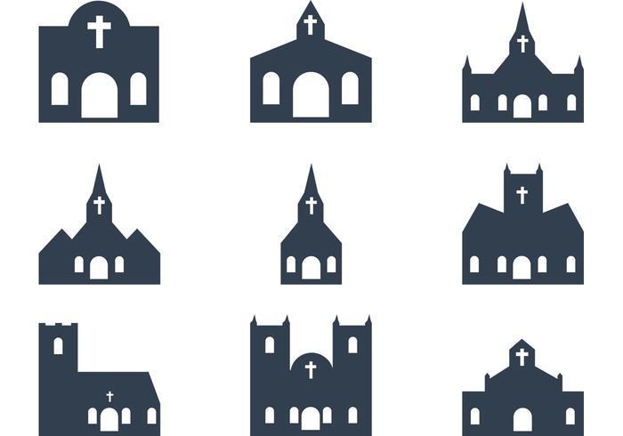 Church Vectors - Download Free Vector Art, Stock Graphics  Images