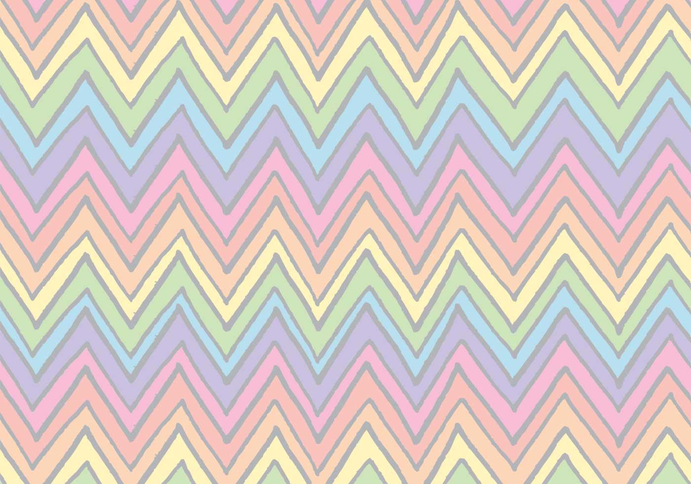 Cute Kid Wallpapers Free Download Rainbow Chevron Patterns Www Imgkid Com The Image Kid