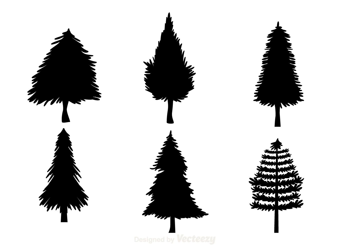 Christmas tree vector image royalty free stock image image 34973066 - Christmas Tree Vector Image Royalty Free Stock Image Image 34973066 Simple Pine Tree Silhouette Vector Download