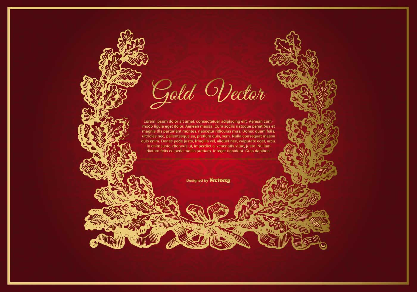 Happy Birthday Pooja Wallpaper Hd Elegant Gold And Red Background Illustration Download