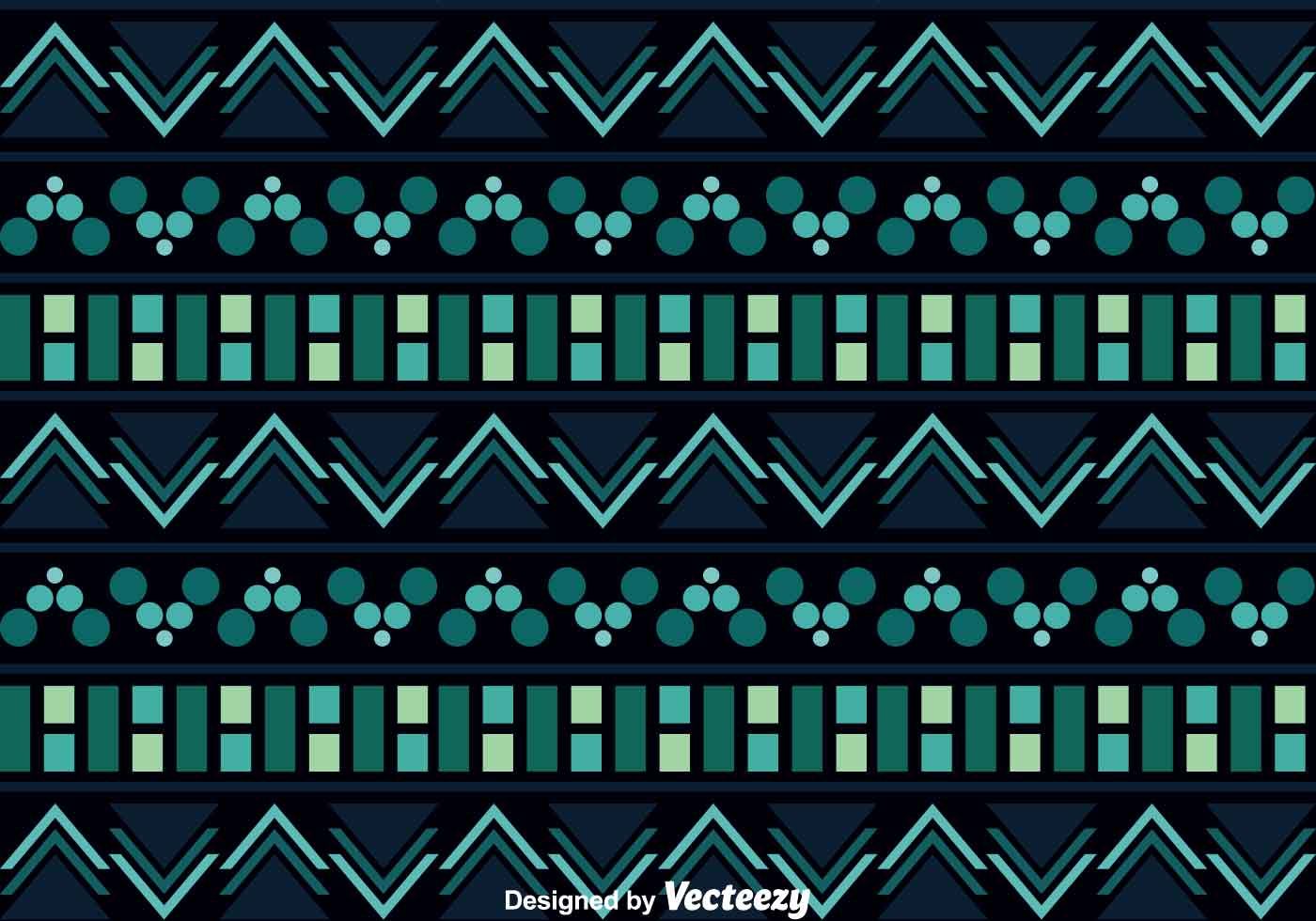 Cute Tribal Patterns Wallpaper Aztec Pattern On Dark Background Download Free Vector