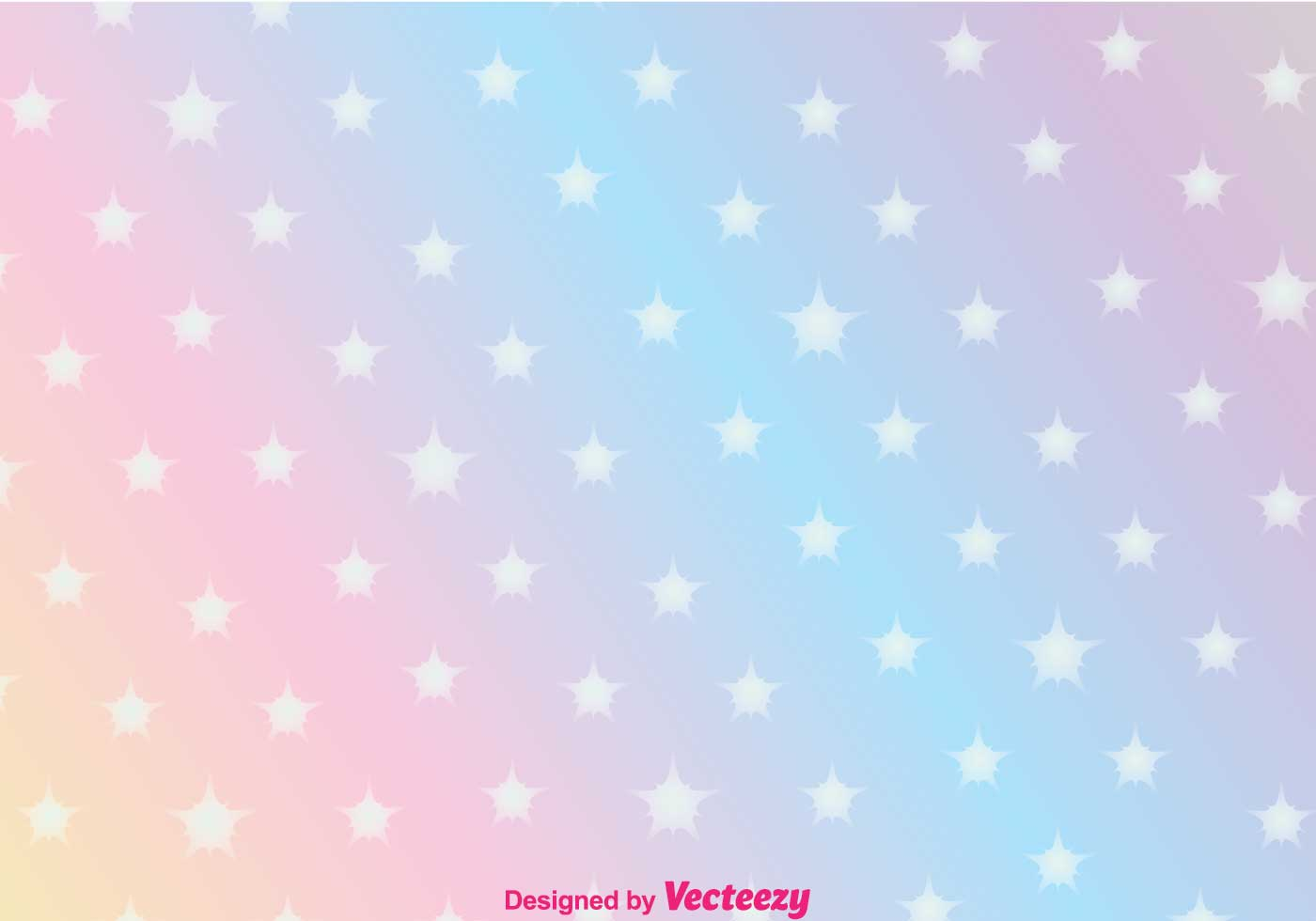 Sweet Cute Wallpapers Of Flowers Star Soft Background Vector Download Free Vector Art