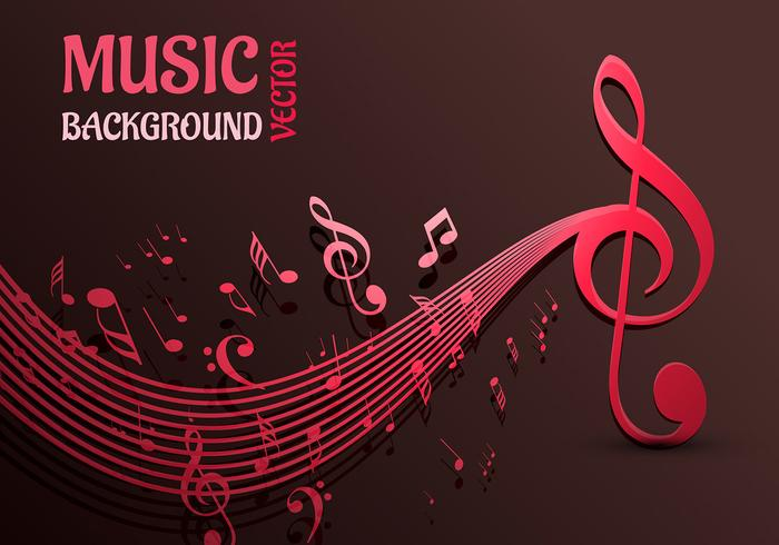 Music Background Free Vector Art - (43756 Free Downloads)
