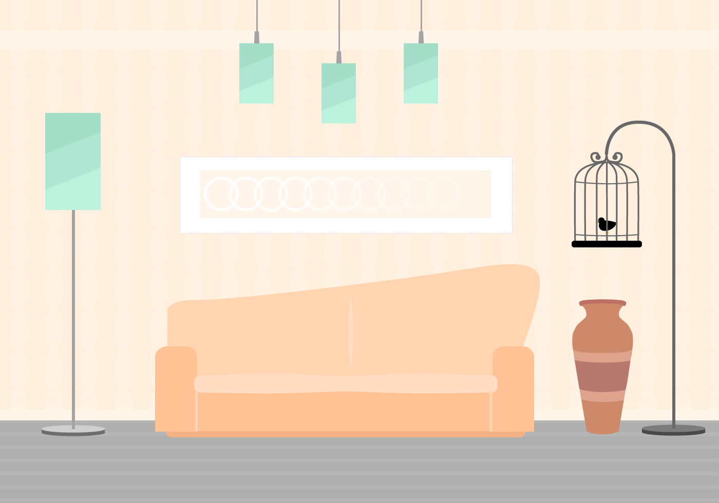 Sofa Set Vector Free Download Free Living Room Vector Download Free Vector Art Stock Graphics