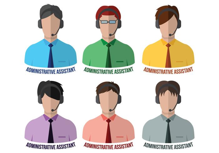 Assistant Free Vector Art - (1514 Free Downloads) - administrative assistant
