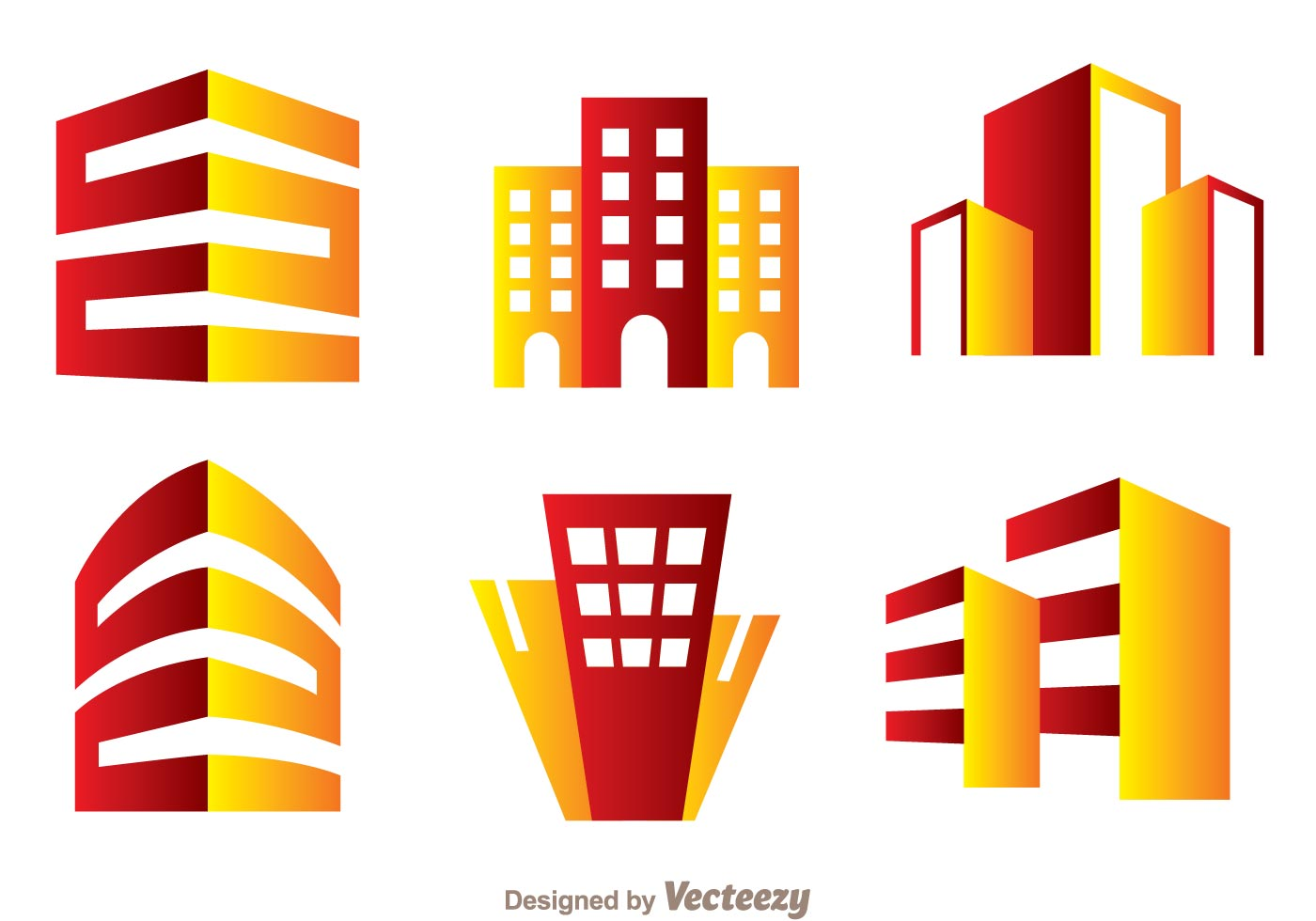 Arte Logo Eps Red And Orange Hotels Logo Vector Download Free Vector