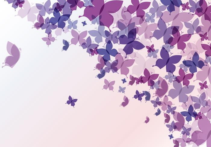 Cute Cartoon Bird Wallpapers Abstract Butterfly Background Download Free Vector Art