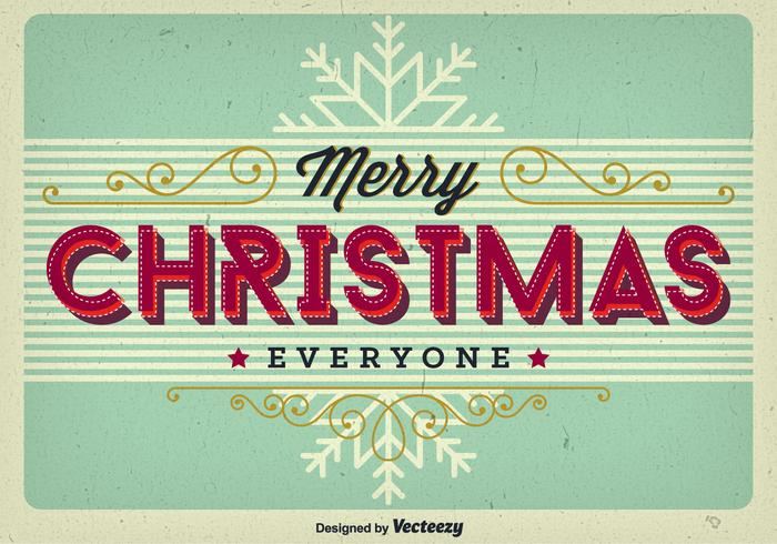 Merry christmas background - Download Free Vector Art, Stock