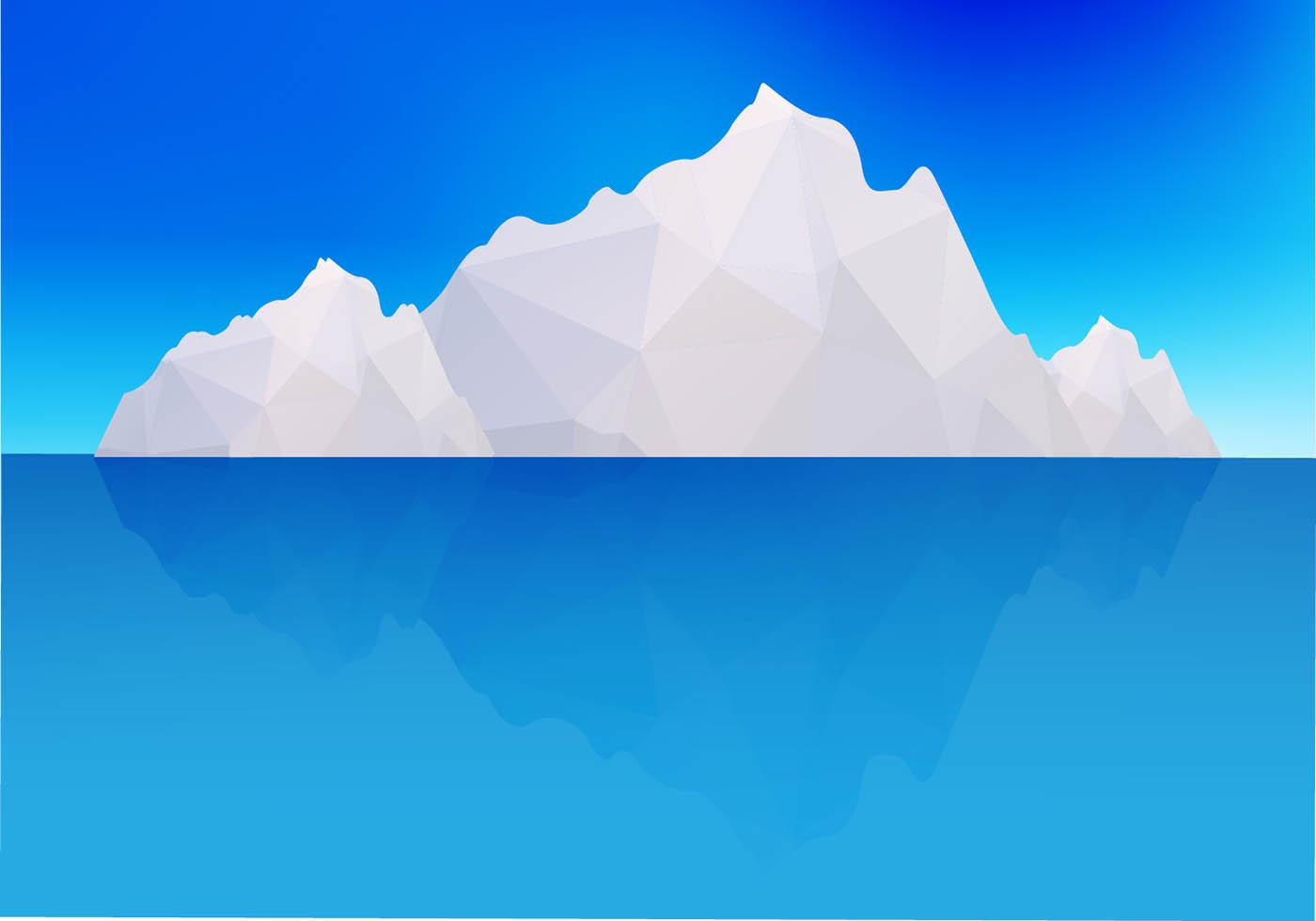 Cute Penguin Wallpaper Cartoon Iceberg Vector Download Free Vector Art Stock Graphics