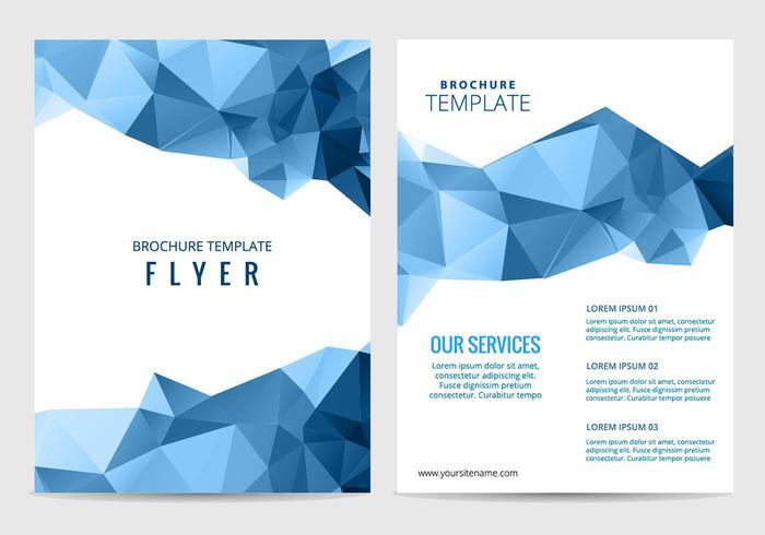 Brochure Free Vector Art - (26601 Free Downloads)