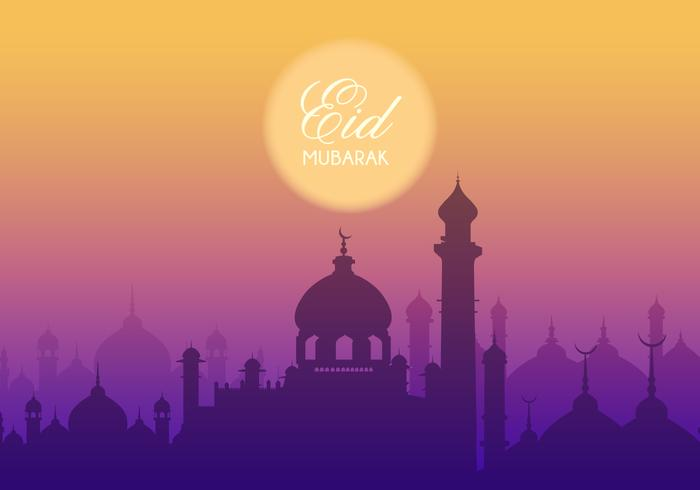 Eid Card Free Vector Art - (16386 Free Downloads)