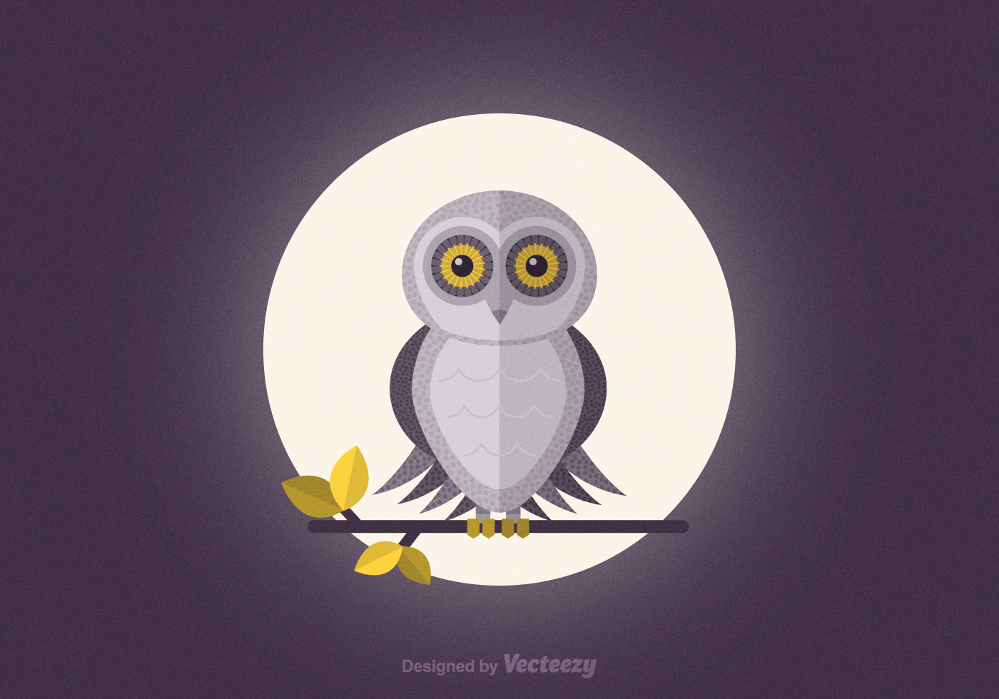 Cute Baby Animals Wallpaper Icon Barn Owl Vector Wallpaper Download Free Vector Art