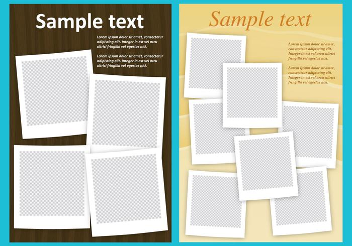 Photo Collage Templates - Download Free Vector Art, Stock Graphics