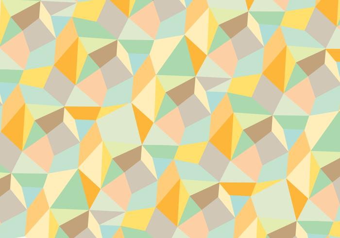 Trendy abstract geometric pattern background - Download Free Vector