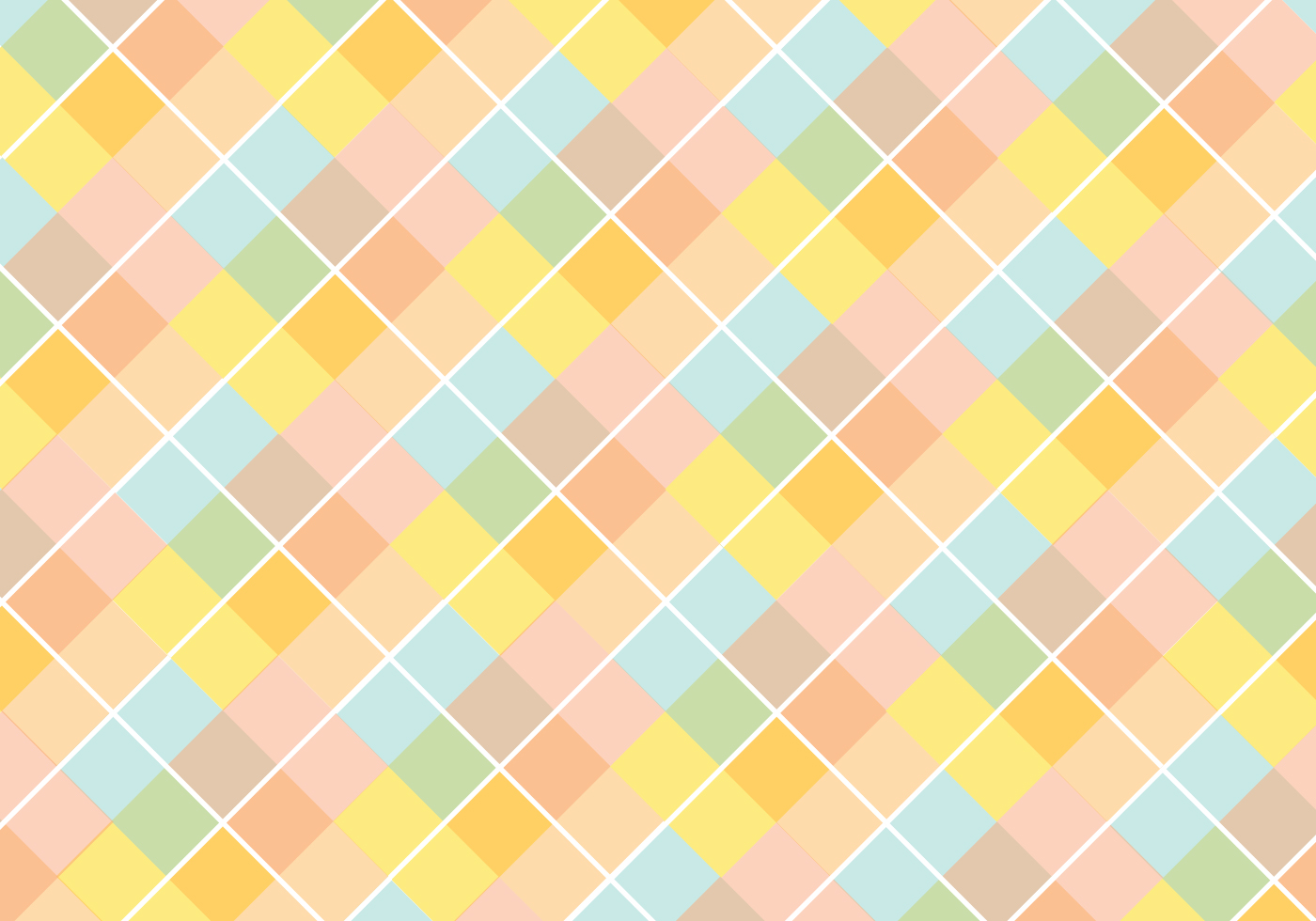 Cute Tribal Patterns Wallpaper Pastel Diamond Pattern Vector Download Free Vector Art