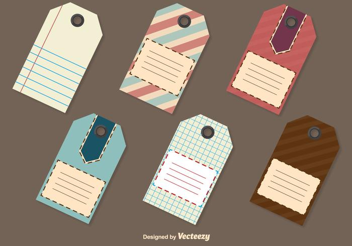 Retro Price Tag Templates - Download Free Vector Art, Stock Graphics