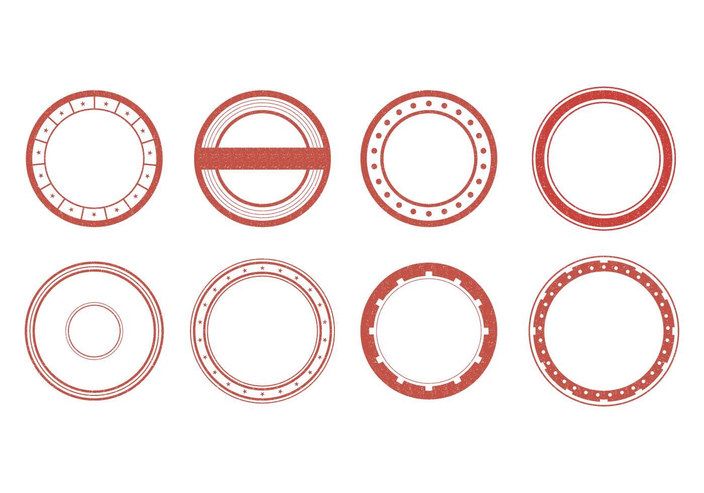 Cute Circle Wallpaper Stempel Vector Download Free Vector Art Stock Graphics