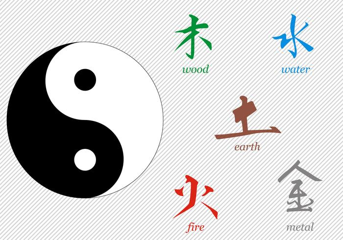 Black And White Victorian Wallpaper Free Tai Chi Signs Vector Download Free Vector Art