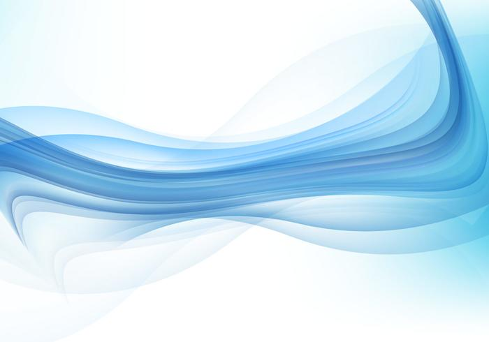 3d Smoke Wallpaper Abstract Blue Wave Background Download Free Vector Art