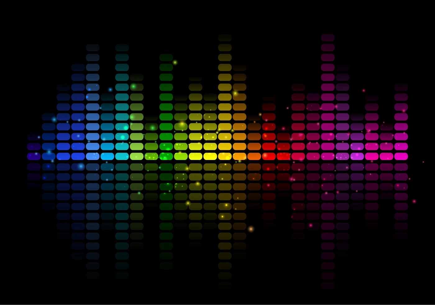 Download Black Wallpaper For Android Abstract Free Vector Music Equalizer Download Free