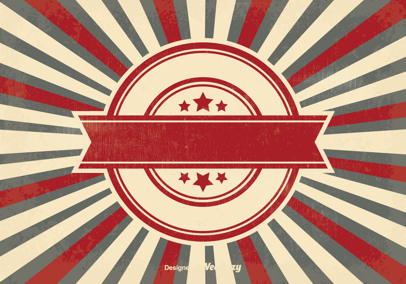 Look Retro Retro Style Sunburst Background Download Free Vector Art