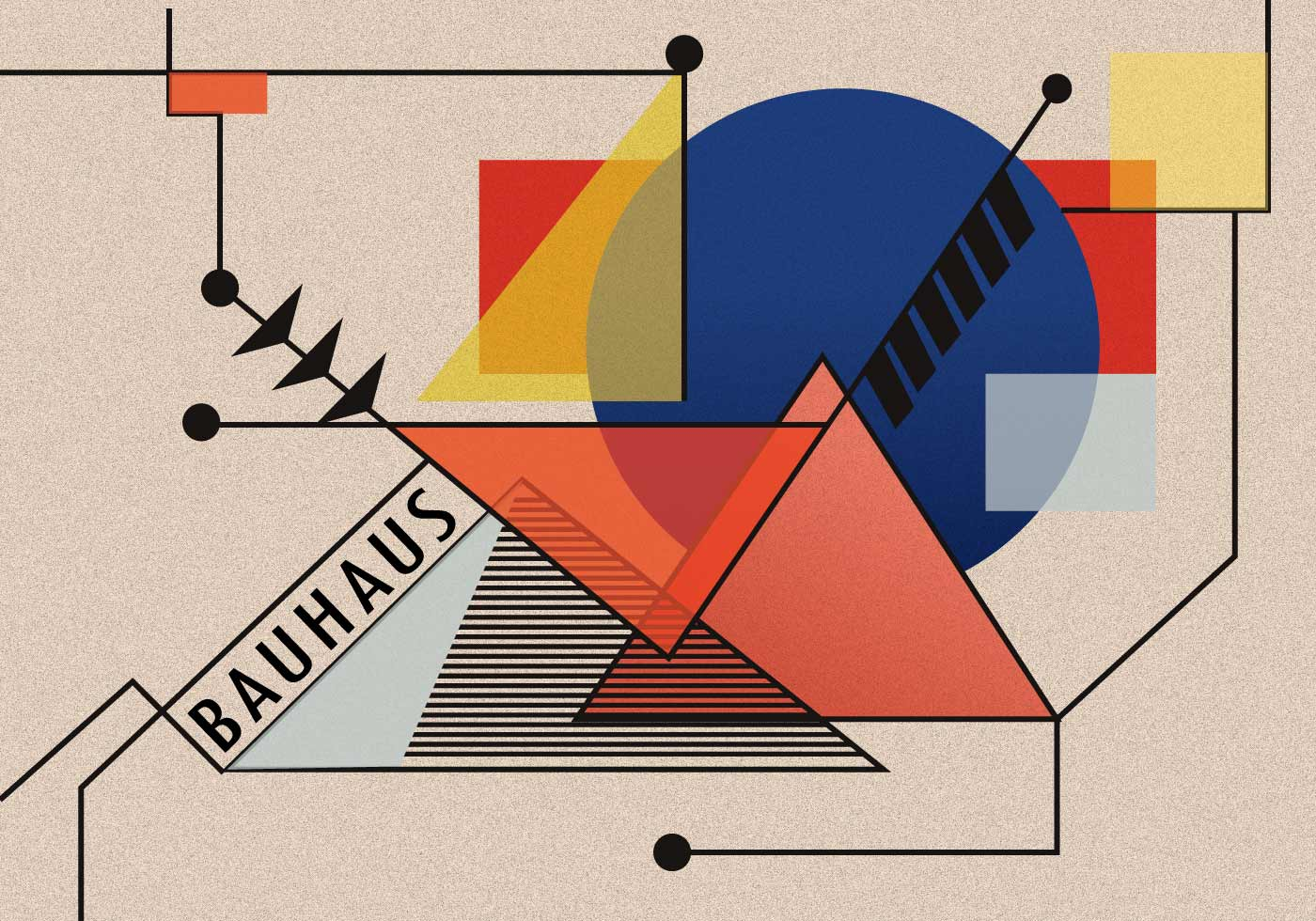 Bauhaus Pintura Bauhaus Vector Download Free Vector Art Stock Graphics