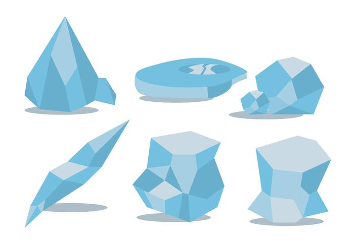 Ice Age Vector Set - Download Free Vector Art, Stock Graphics  Images