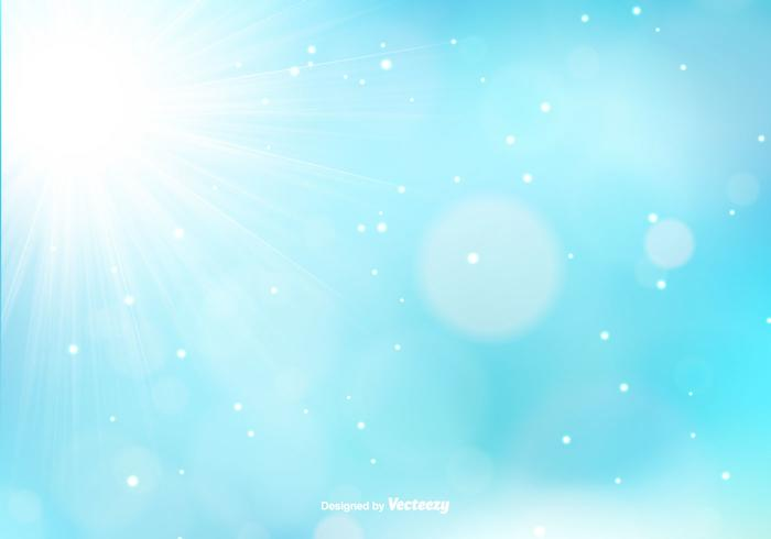 Blue Abstract Vector Background - Download Free Vector Art, Stock