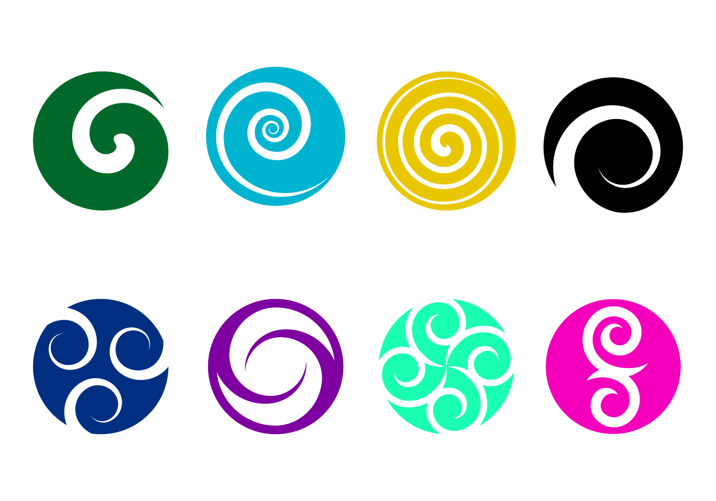 Arte Logo Eps Koru Logo Vector Download Free Vector Art Stock