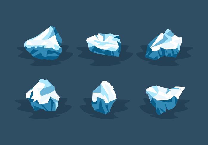 Iceberg Free Vector Art - (1956 Free Downloads)