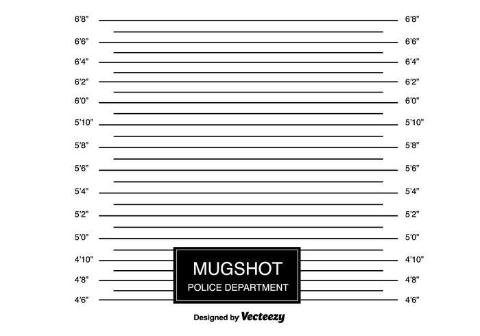 Mugshot Background - Download Free Vector Art, Stock Graphics  Images