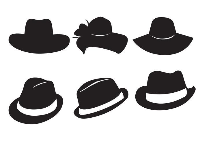 Free Hats Vector Download Free Vector Art Stock