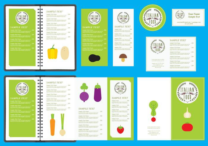 Italian Restaurant Menu Templates - Download Free Vector Art, Stock - italian menu